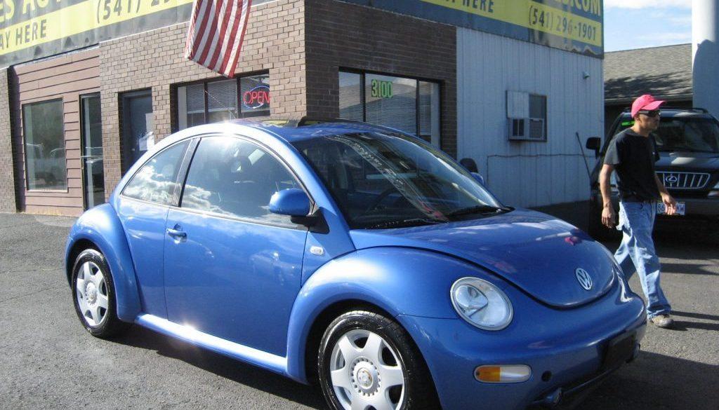 2000 Beetle TDI