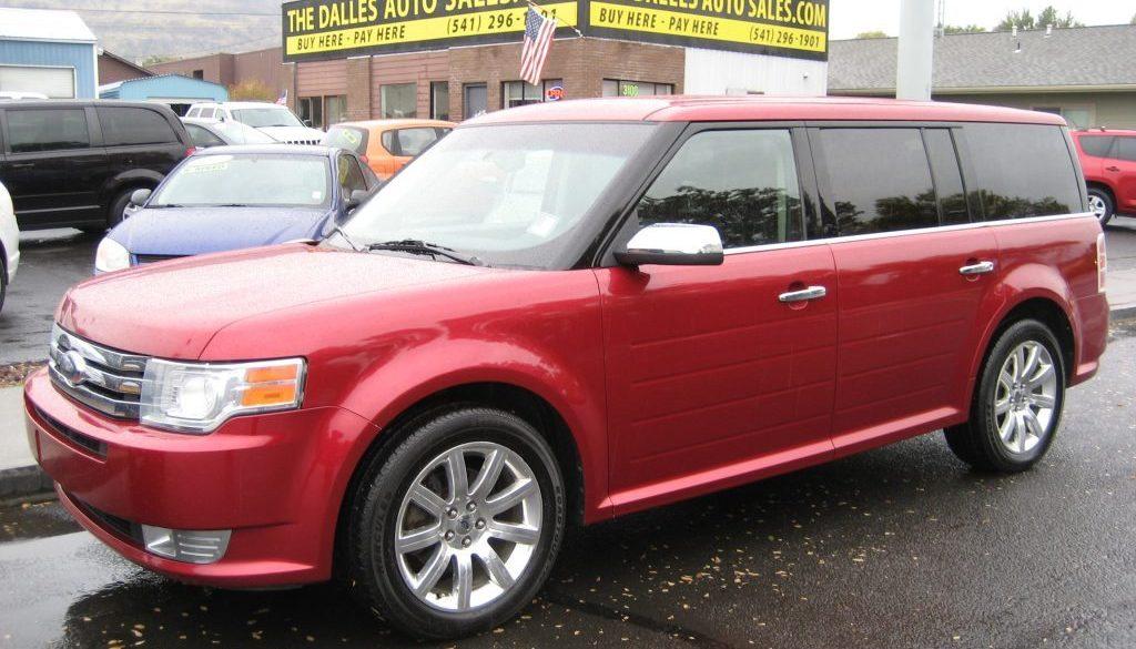 2009 Flex AWD