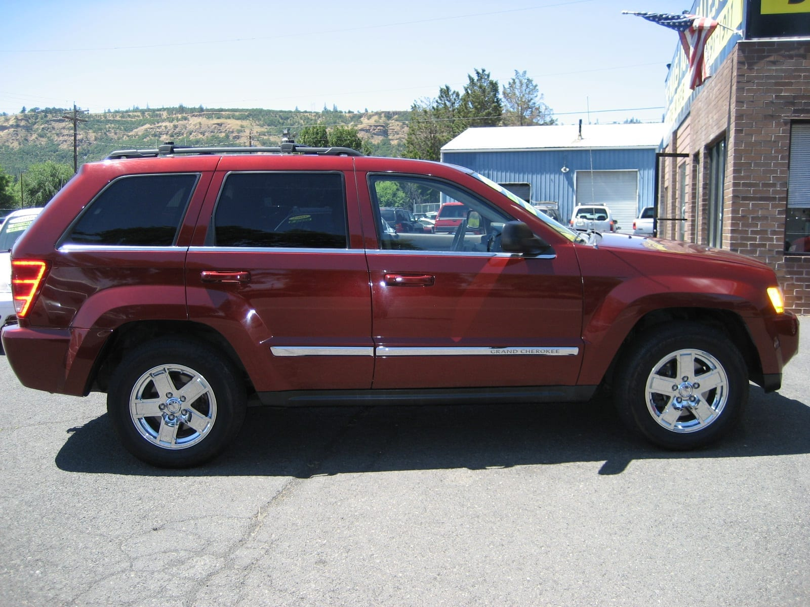 2007 jeep grand cherokee the dalles auto sales. Cars Review. Best American Auto & Cars Review