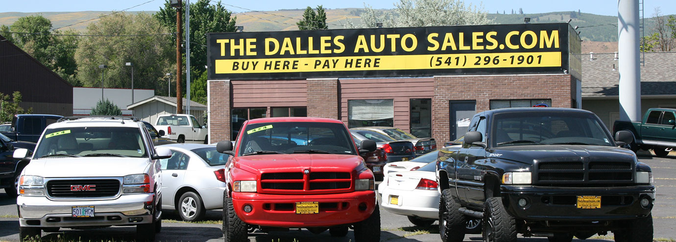 The Dalles Auto Sales
